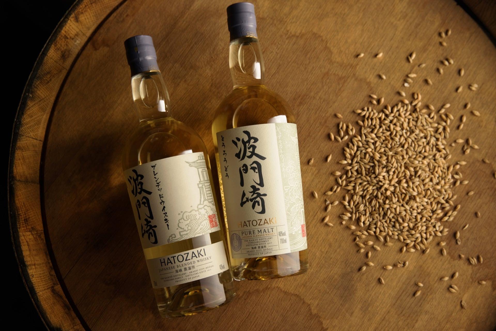 Hatozaki | Kaikyō Distillery | Japanese Whisky Brand